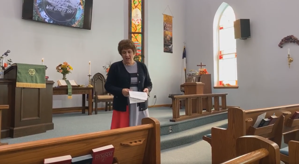 11-10-19 Sermon