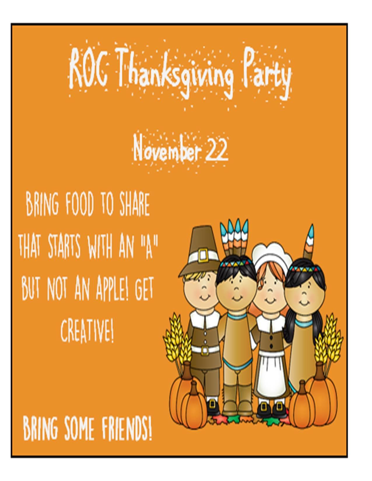 ROC Thanksgiving